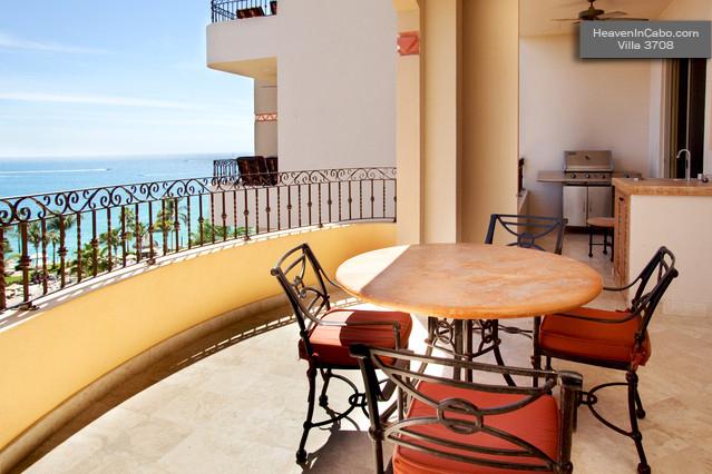 Balcony – Villa 3708