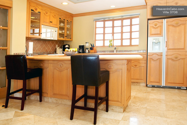 Kitchen – Villa 3708