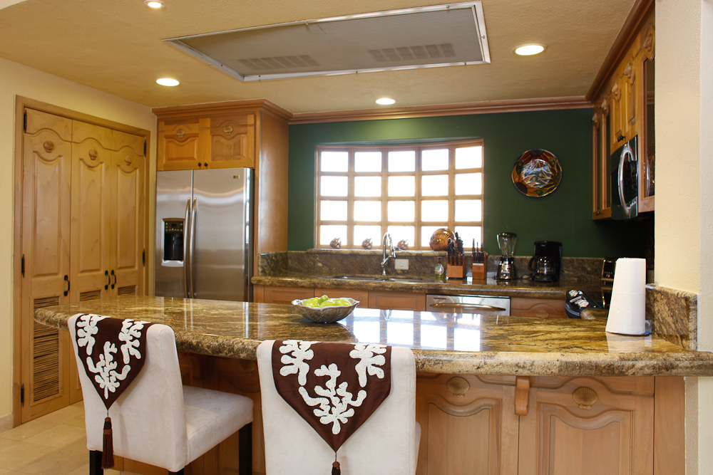 Kitchen – Villa 1707