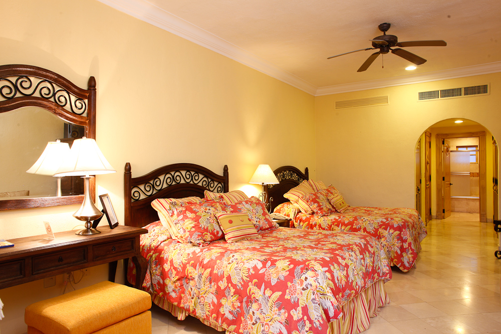 Second Bedroom – Villa 1707