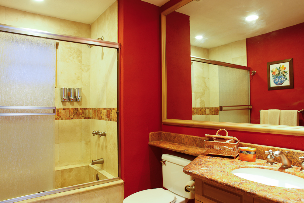 Second Bathroom – Villa 1707